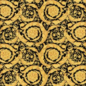 935834 4 -טפט גאומטרי יוקרתי Versace